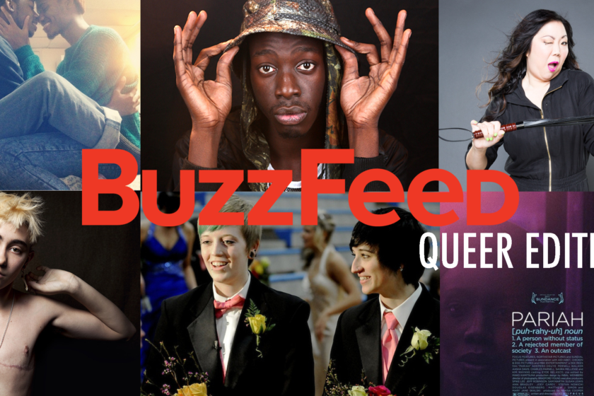 Queer-BuzzFeed