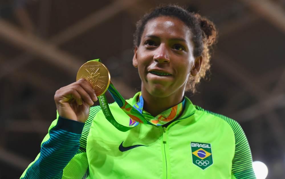 Rio 2016 Silva wins Gold