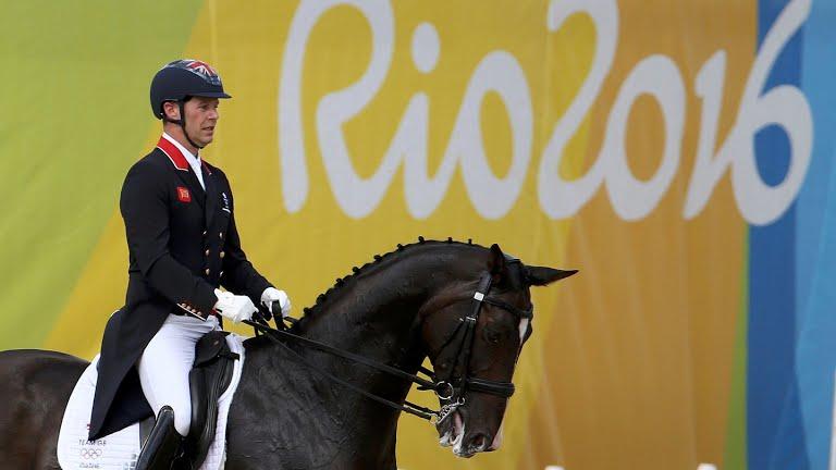 Rio 2016 Spencer Wilton